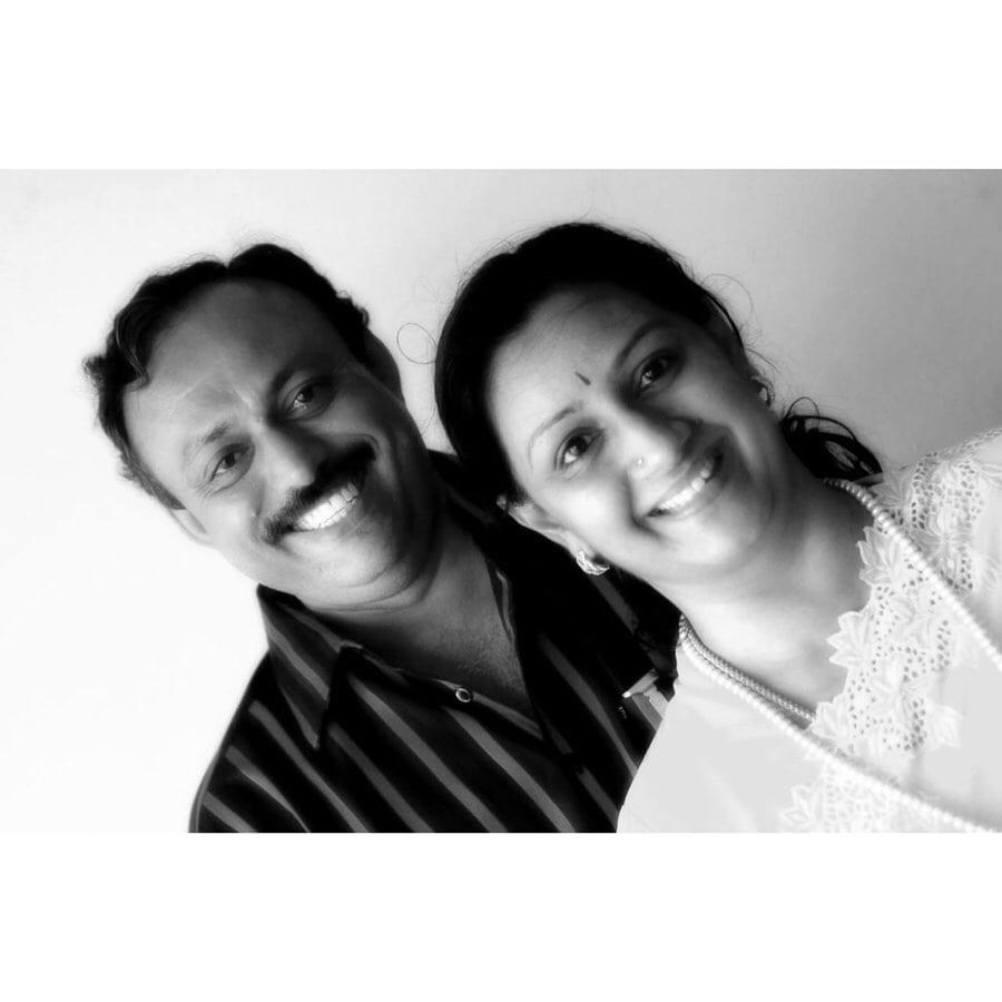 తల్లి తండ్రులకు మ్యారేజ్ డే విషెస్ చెప్పిన కీర్తి సురేష్ (Instagram/Photo)