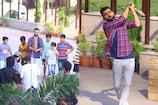 Video : ఇండోర్ వీధుల్లో విరాట్ కోహ్లీ సందడి...