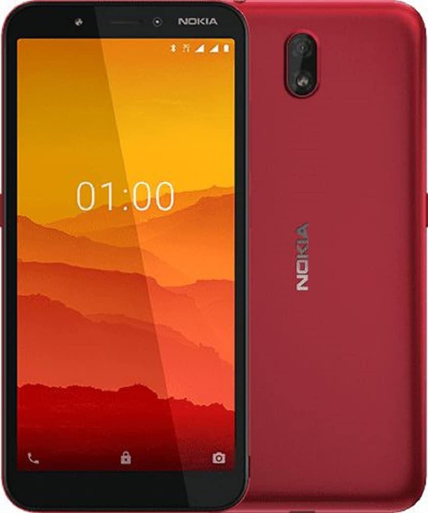 <br />10. నోకియా సీ1 ధర సుమారు రూ.4,000 ఉండొచ్చని అంచనా. (image: Nokia)