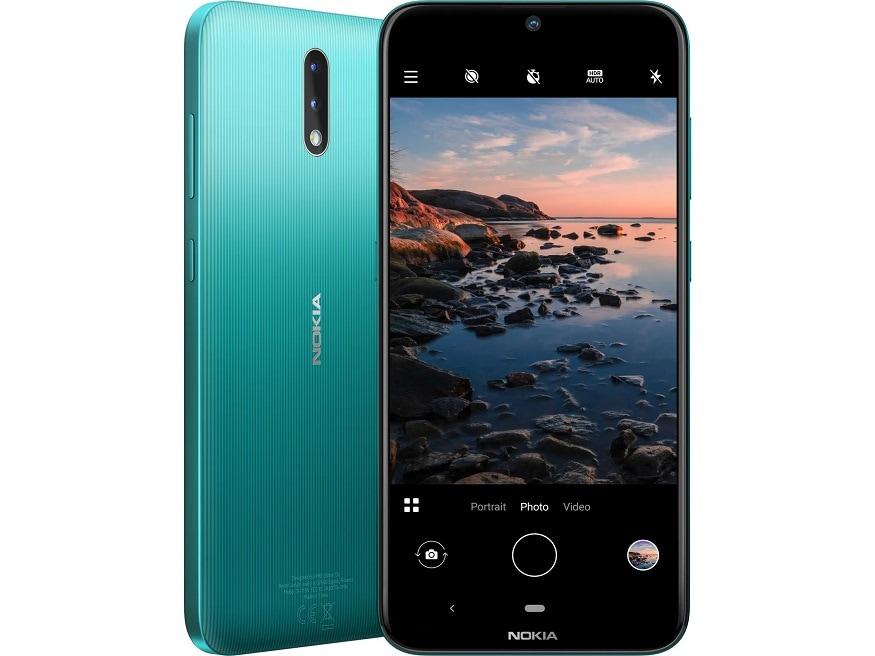 6. నోకియా 2.3 స్మార్ట్ఫోన్ 2 జీబీ+32 జీబీ వేరియంట్తో రిలీజైంది. మీడియాటెక్ హీలియో ఏ22 ప్రాసెసర్తో పనిచేస్తుంది. (image: Nokia)