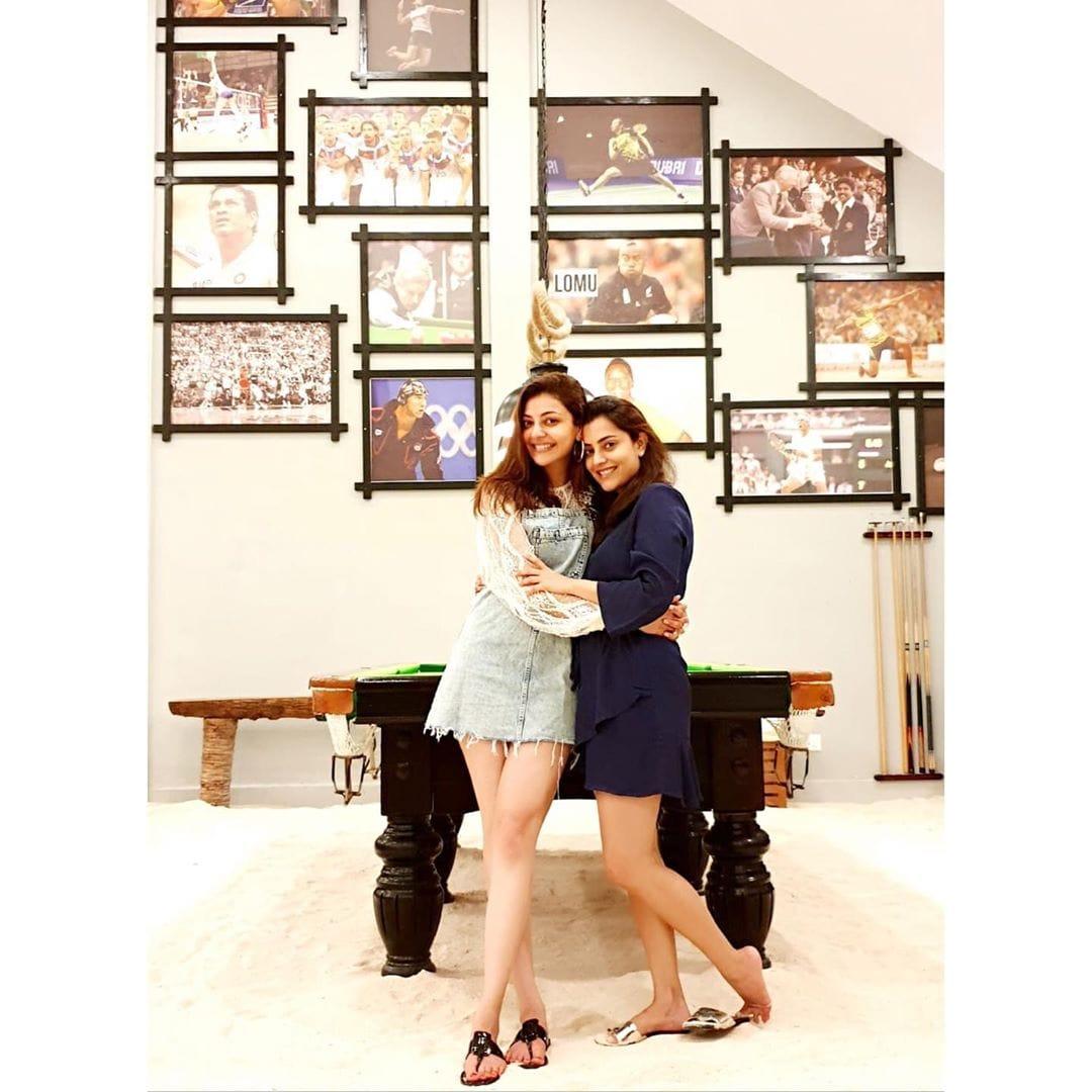 వెకేషన్ ఎంజాయ్ చేస్తోన్న కాజల్ అగర్వాల్.. Photo: Instagram.com/kajalaggarwalofficial