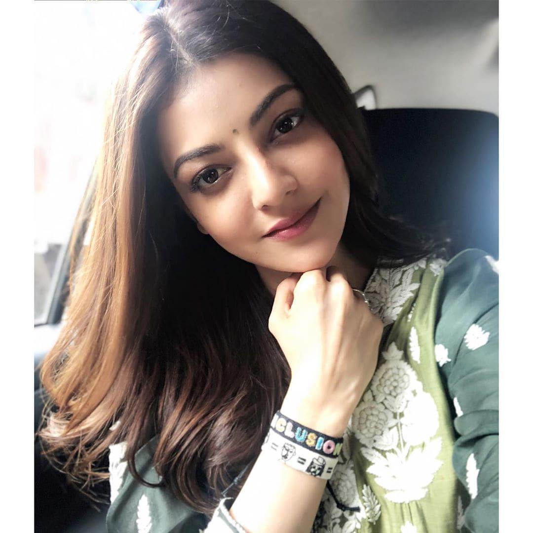 కాజల్ అగర్వాల్.. ఫోటో షూట్ Photo: Instagram.com/kajalaggarwalofficial