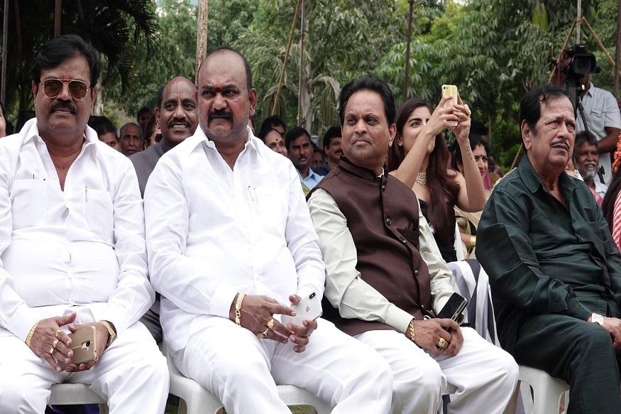 సందడిగా 'మా' వనభోజనాలు (News18/Telugu)