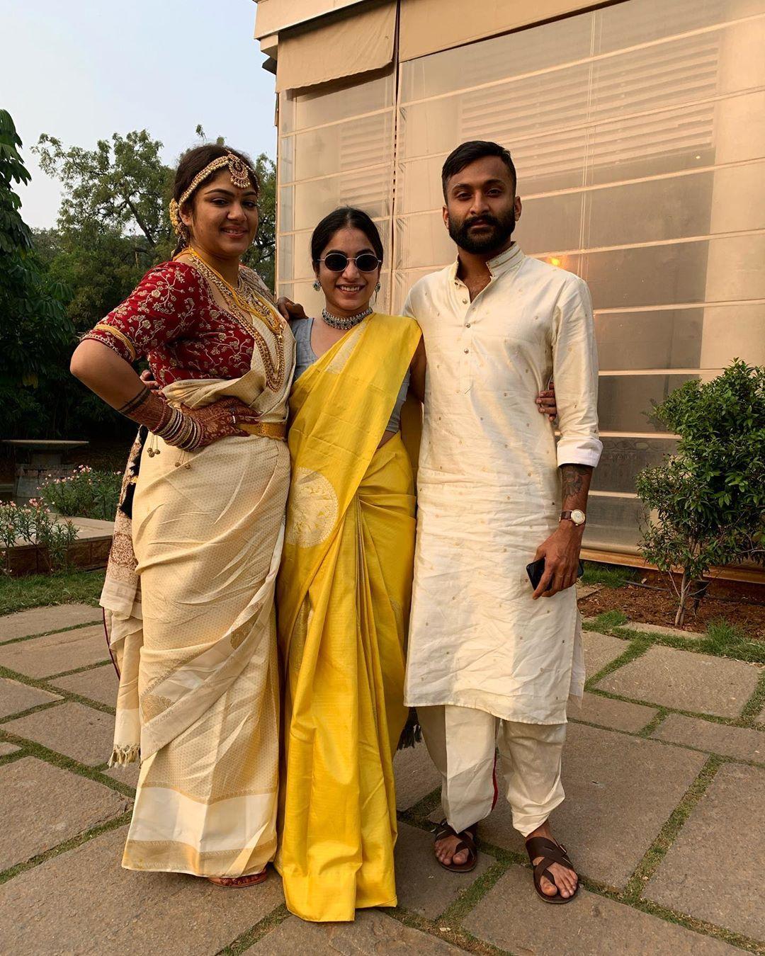 పునర్నవి ఫోటో షూట్ Photo: Instagram/punarnavib
