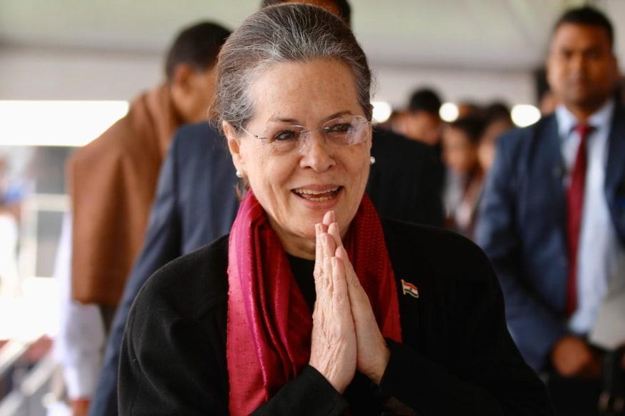 రాత్రి 7 గంటల సమయంలో ఆమె ఢిల్లీలోని సర్ గంగారాం ఆస్పత్రిలో చేరారు. (Image:Congress/Twitter)