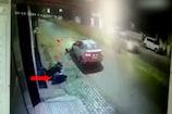 Video : కారు టైరు కింద యువకుడు... ఆగని కారు...