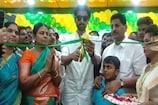 Video : గాజువాకలో సందడి చేసిన దగ్గుబాటి రానా...