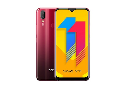 Vivo Y11: భారీ బ్యాటరీతో వివో వై11 రిలీజ్... ధర రూ.8,999