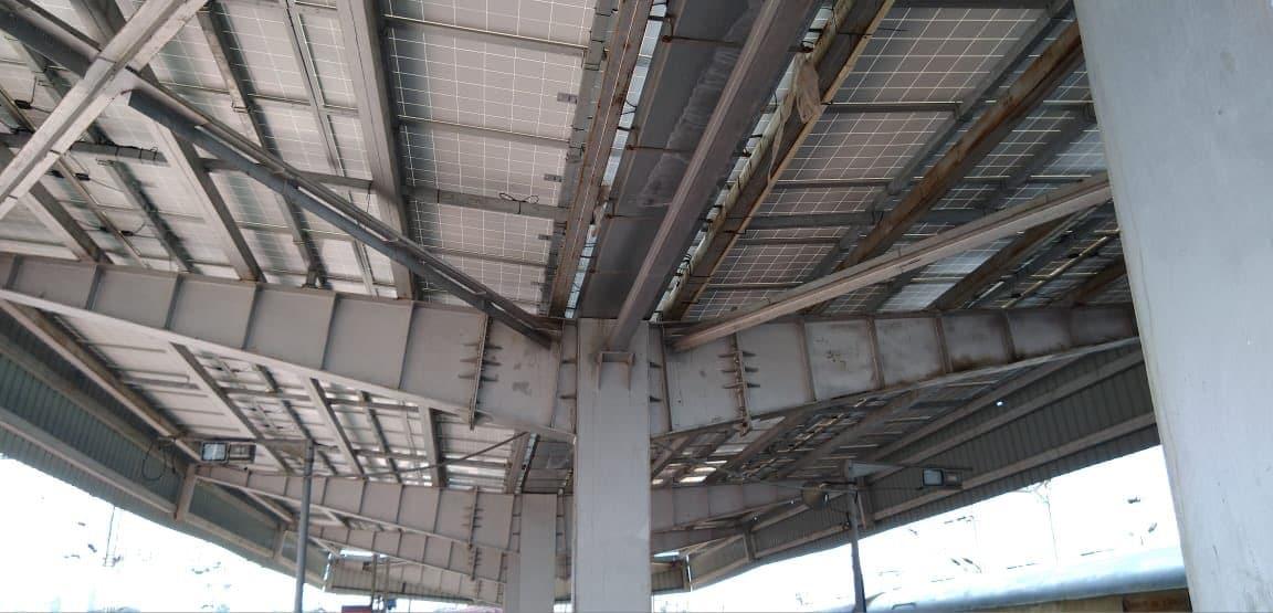 7. అంతేకాదు... విజయవాడ స్టేషన్లో మరింత ఎక్కువగా సోలార్ విద్యుత్ ఉత్పత్తి చేసేందుకు భారతీయ రైల్వే ప్రణాళికలు రూపొందిస్తోంది. (image: Indian Railways)