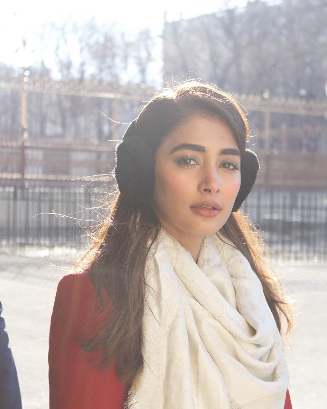 పూజా హెగ్డే లేటెస్ట్ ఫోటో షూట్ (Instagram/Photo)