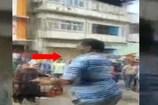 Video: CAA నిరసనలు.. కళ్లలో కారంపొడి కొట్టిన షాప్ కీపర్