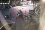 Video : సినీ ఫక్కీలో బైక్ చోరీ.. సీసీటీవీ దృశ్యాలు