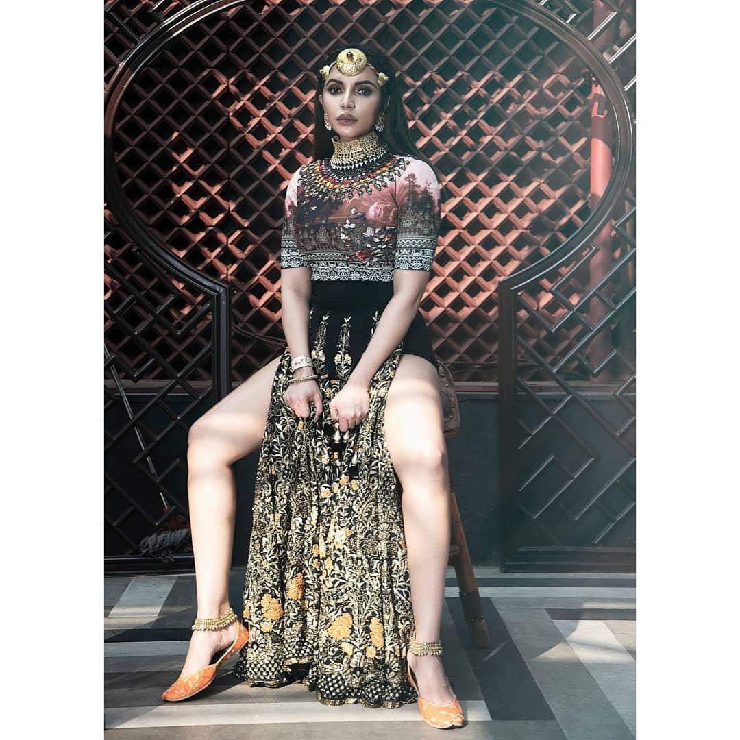 షమా సికందర్ (Photo : shamasikander/Instagram)