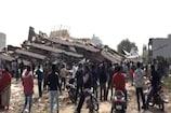 Video : అక్రమ భవనం కూల్చివేత... ఈసారి ఇండోర్లో