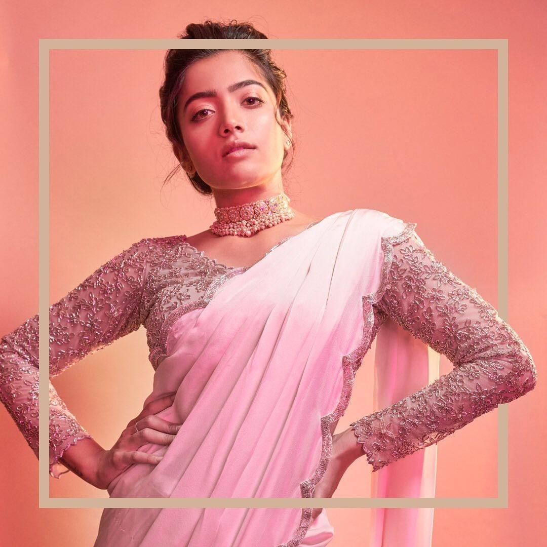 రష్మిక మందన్న లేటెస్ట్ ఫోటో షూట్ (Instagram/Photo)