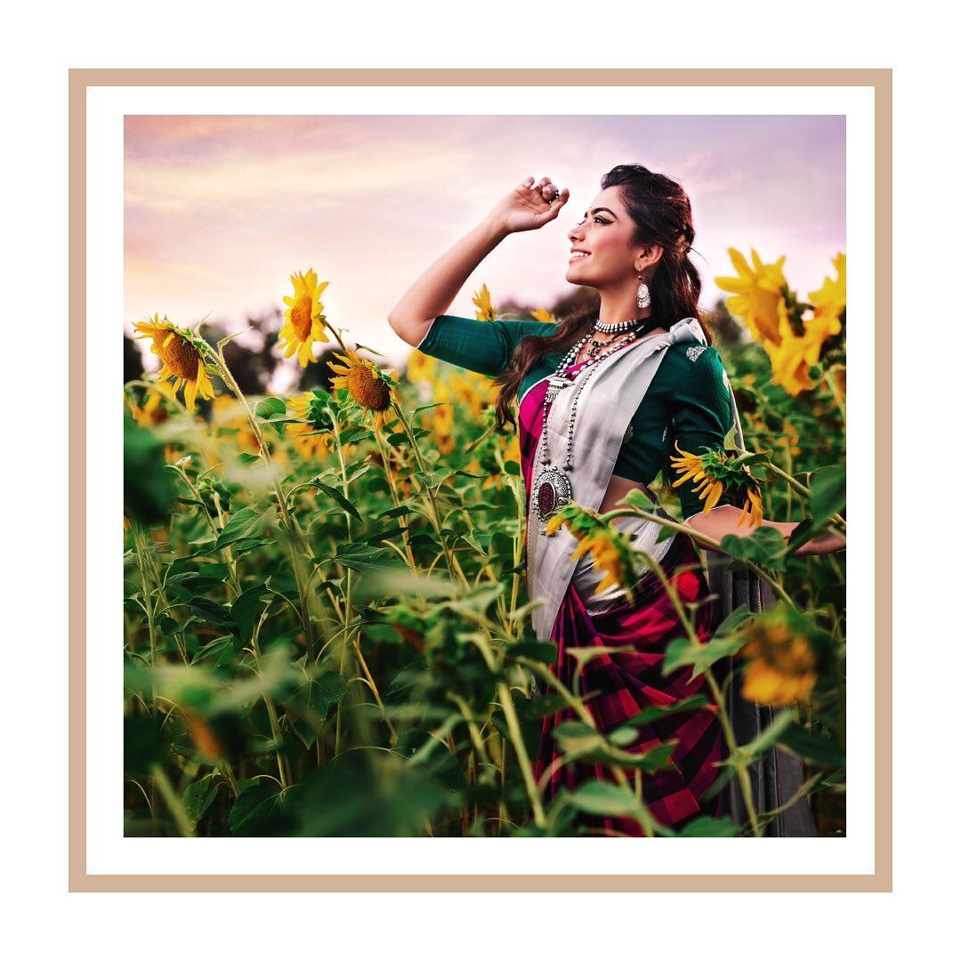 రష్మిక మందన్న Photo: Instagram/rashmika_mandanna