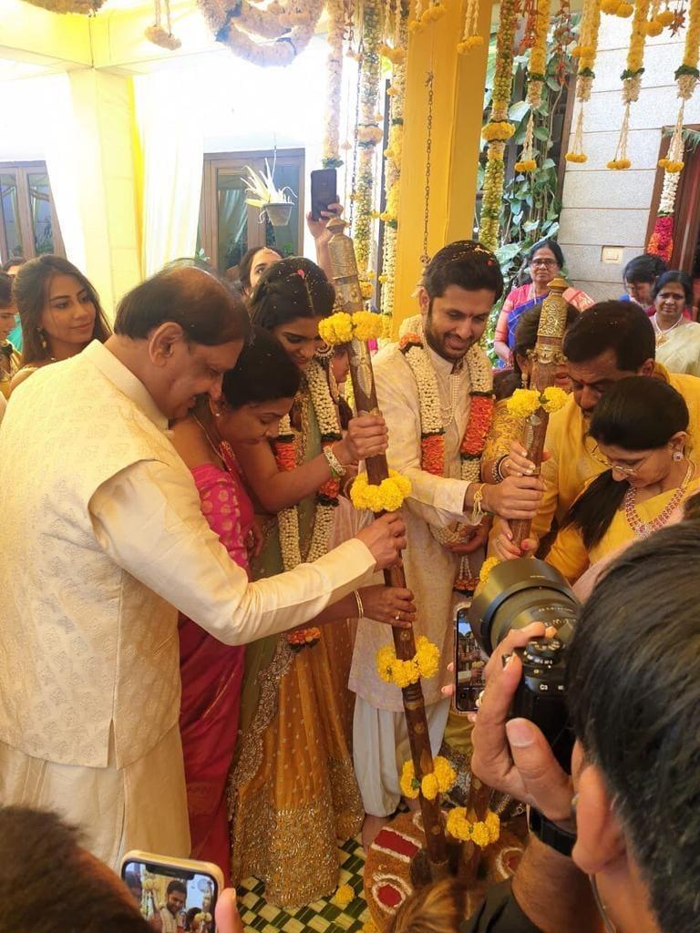 నితిన్ షాలిని పెళ్లి (Nithiin Shalini wedding)