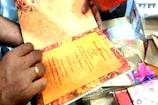 Video : అమ్మో... ఇన్విటేషన్ కార్డుల్లో బ్రౌన్ షుగర్... వీళ్లు మారరు...