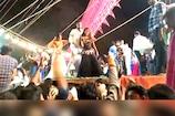 Video : అవ్వ... శివరాత్రి జాగారంలో రికార్డు డాన్సులా..???