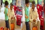Janata Curfew | ఇంట్లో మనవడికి కథలు చెబుతున్న చంద్రబాబు