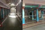 Video : కరోనా ఎఫెక్ట్.. నేటి నుంచి చిలుకూరు బాలాజీ ఆలయం మూసివేత