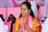 Video: గుమిగూడవద్దన్న కేసీఆర్.. భారీ పార్టీ ఇచ్చిన కవిత..