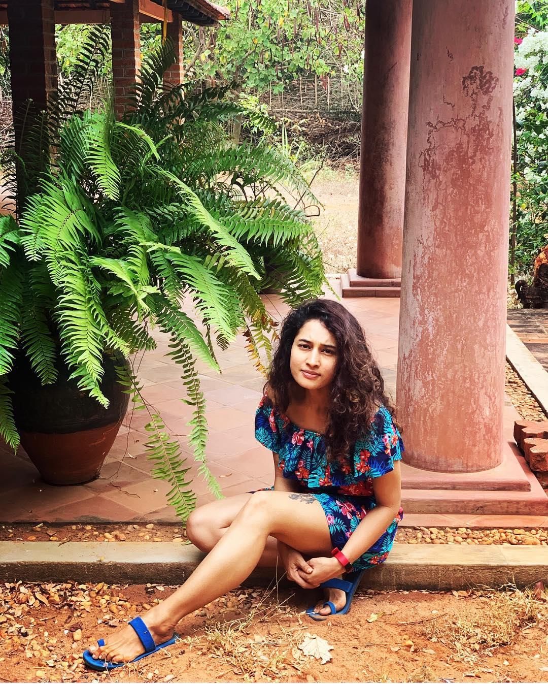బిగ్బాస్ బ్యూటీ పూజా రామచంద్రన్ లేటెస్ట్ పిక్స్ Photo : Instagram//pooja_ramachandran