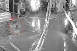 Video: అయ్యో పాపం.. డ్రైనేజీ గుంతలో పడిపోయిన 2 నెలల పాప, నానమ్మ