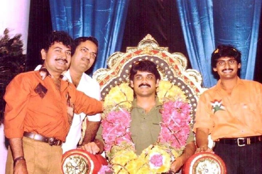 ఘటోత్కచుడు మూవీలో గెస్ట్ పాత్రలో నటించిన నాగార్జున (Twitter/Photo)