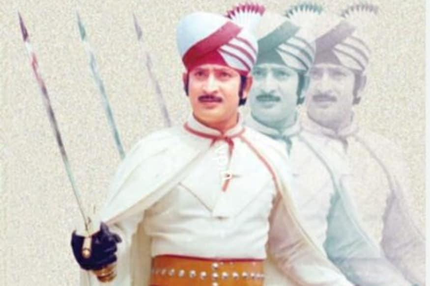కృష్ణ, కే.రాఘవేంద్రరావు అశ్వనీదత్ కలయికలో వచ్చిన తొలి చిత్రం 'అడవి సింహాలు' (Twitter/Photo)