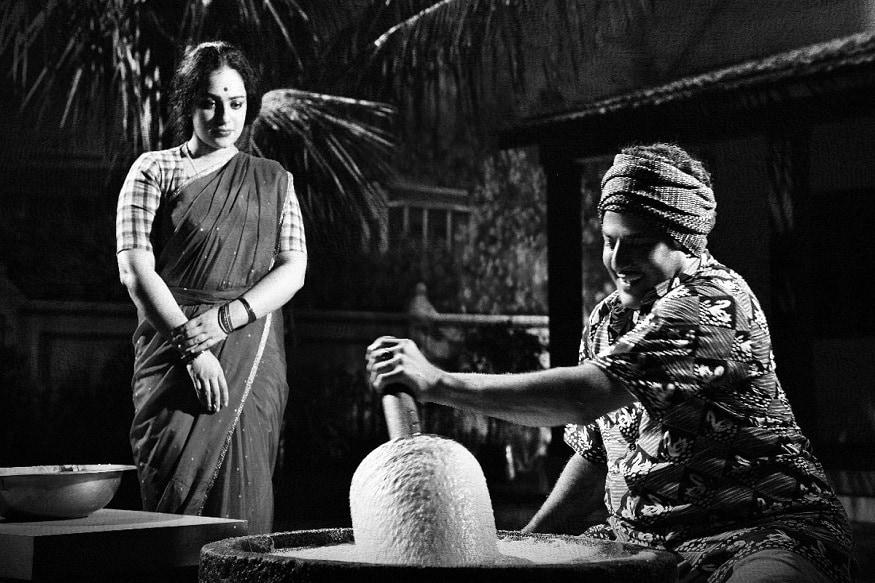 బాలకృష్ణ నటించిన 'ఎన్టీఆర్ కథానాయకుడు' సినిమాలో సావిత్రి పాత్రలో నటించిన నిత్యా మీనన్ (Twitter/Photo)