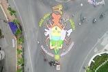Video: భళారే చిత్రం.. కరోనాపై సిరిసిల్లలో కొత్తగా అవగాహన...