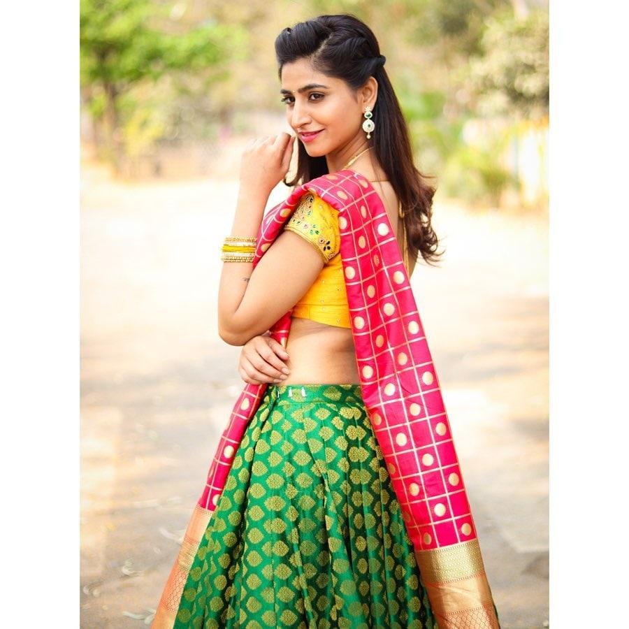 వర్షిణి సుందరరాజన్ Photo: Varshini Sounderajan / Instagram