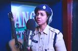 Video: సామాజిక నియంత్రణ పై పాటపాడిన... ఏపి ఎస్.పి.సరిత