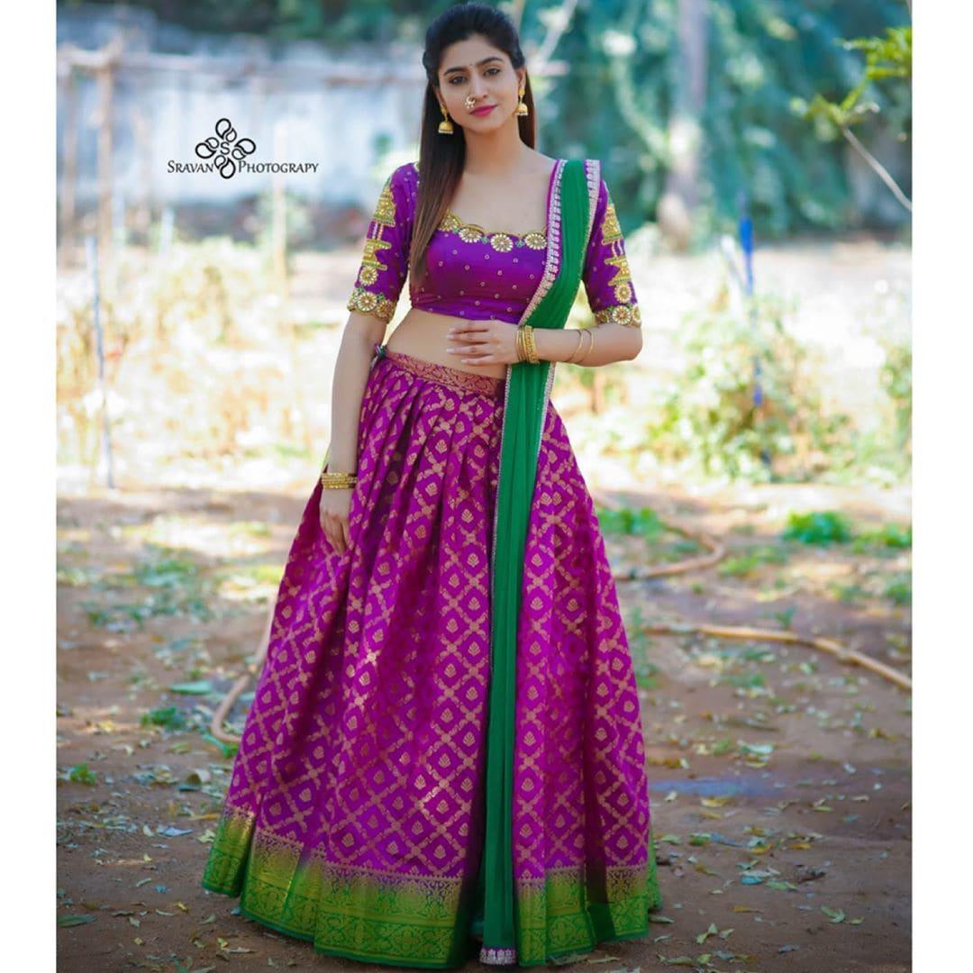 వర్షిణి సుందరరాజన్ (Photo: Varshini Sounderajan / Instagram)