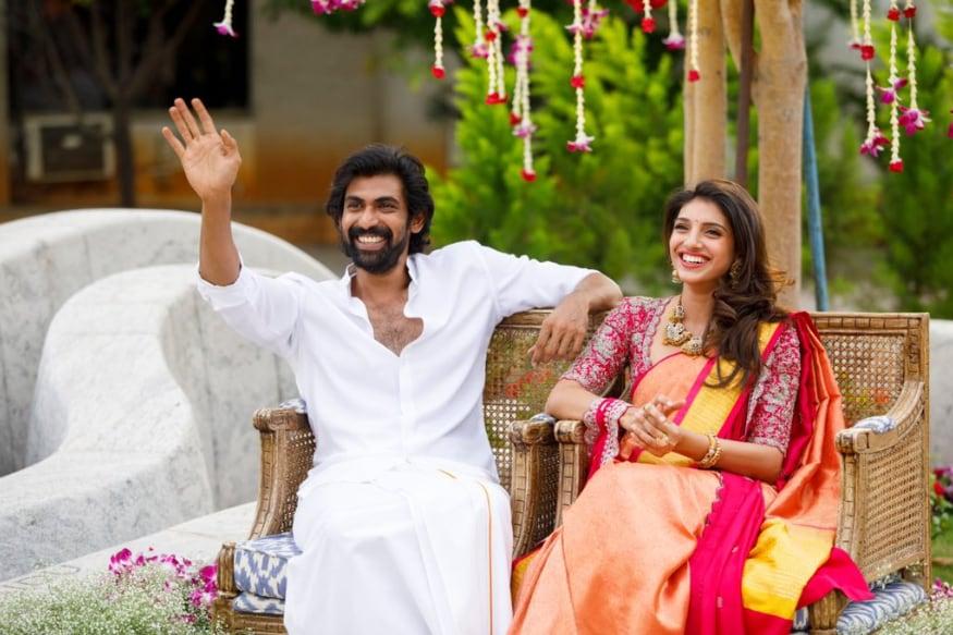 కాబోయే భార్య మిహీకా బజాజ్తో రానా దగ్గుబాటి (Instagram/Photo)