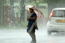 హైదరాబాద్లో భారీ వర్షం... ఉరుములు... మెరుపులతో...