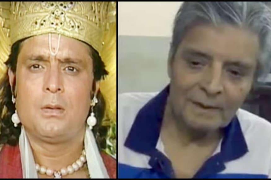 నటుడు సతీష్ కౌల్ (satish kaul indra in mahabharat)