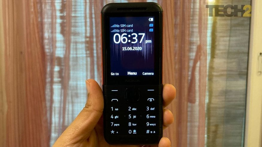 7. నోకియా 5310 ఎక్స్ప్రెస్ మ్యూజిక్ ఫీచర్ ఫోన్ బ్లాక్, వైట్ కలర్స్లో లభిస్తుంది. ధర రూ.3,399 మాత్రమే. (image: Firstpost)