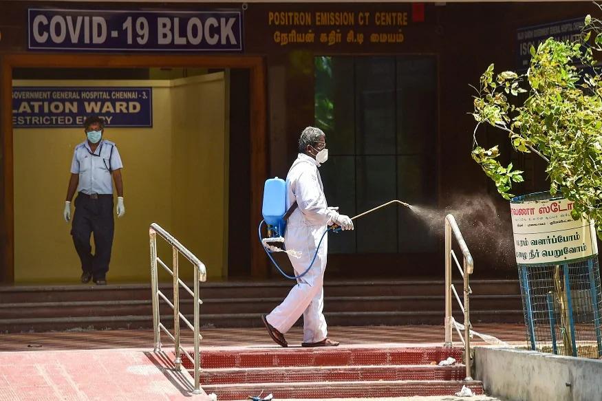 కొత్తగా 28498 కరోనా పాజిటివ్ కేసులు నమోదవడంతో... మొత్తం కేసుల సంఖ్య 906752కి చేరింది.