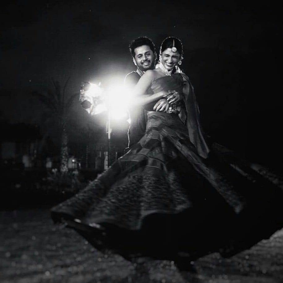 నితిన్ పెళ్లి సందడి (Nithiin Marriage)