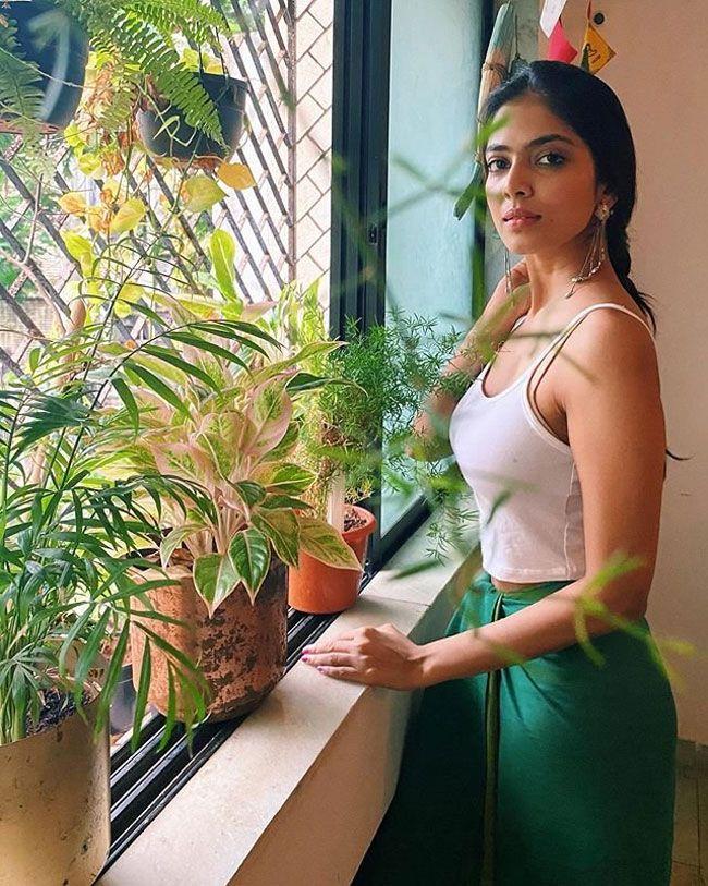 మాళవిక మోహనన్ (Malavika Mohanan/Instagram)