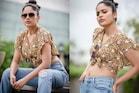 Nandita Swetha: నడుముతో మాయ చేస్తున్న నందితా శ్వేత..