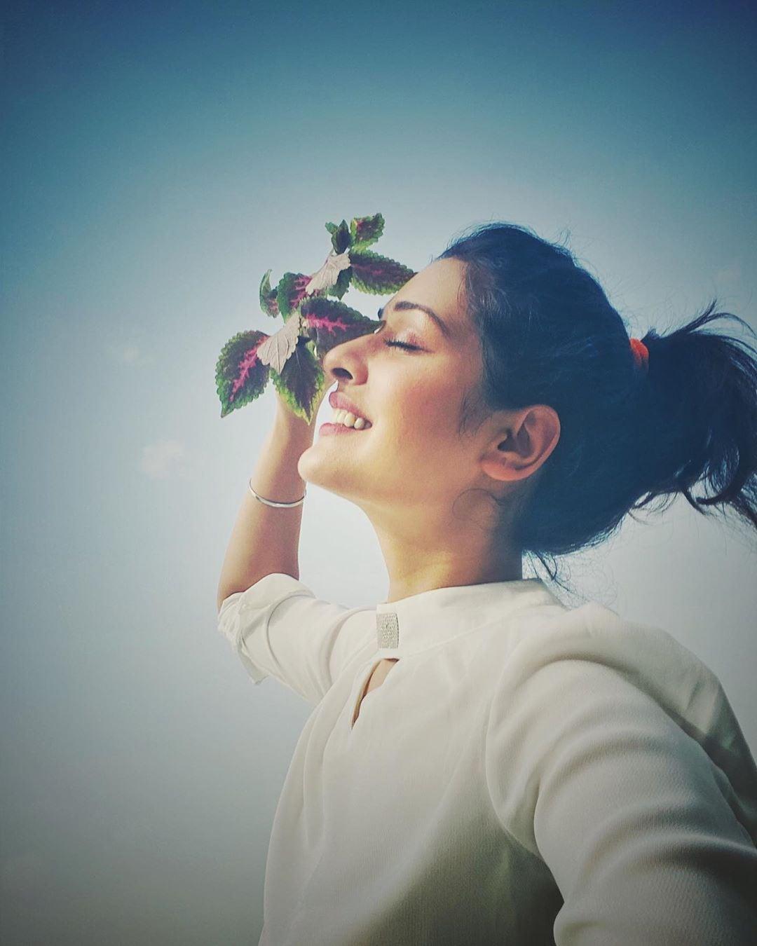 పరవశంలో పాయల్ రాజ్పుత్ (Instagram/Photo)