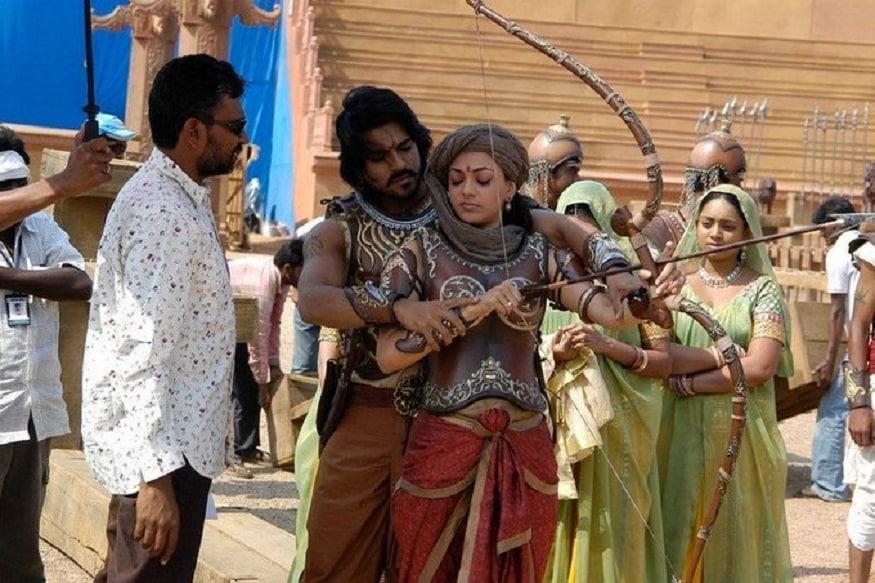 'మగధీర' చిత్రం అప్పటి రాష్ట్ర ప్రభుత్వం తరుపున తొమ్మిది నంది అవార్డులు కైవసం చేసుకుంది. (Twitter/Photo)