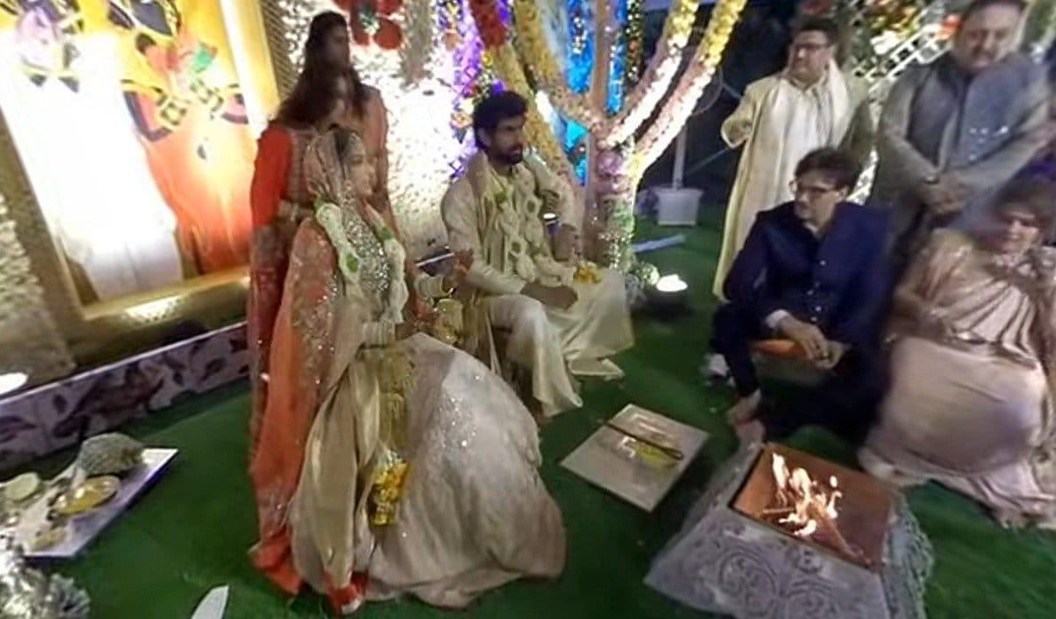 రానా దగ్గుబాటి మిహీక బజాజ్ పెళ్లి సందడి (rana daggubati miheeka bajaj marriage)