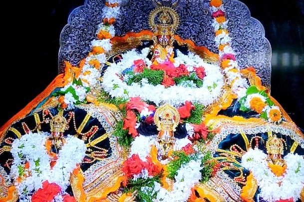 Ayodhya Ram temple : మెరిసిపోతున్న అయోధ్య... అద్భుత దృశ్యాలు మీకోసం...