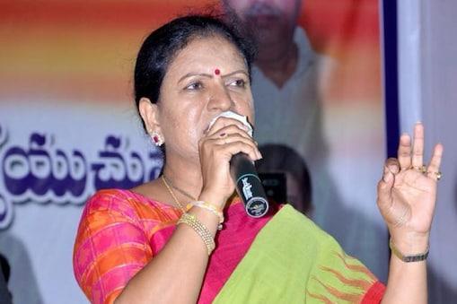 Dubbaka By-poll: దుబ్బాకలో గెలవబోతున్నాం.. కేసీఆర్ పై గర్జించిన జేజమ్మ!