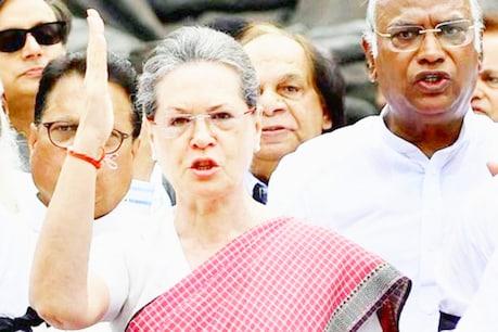 NEET, JEE పరీక్షలపై కాంగ్రెస్ సీఎంలతో సోనియా కీలక సమావేశం