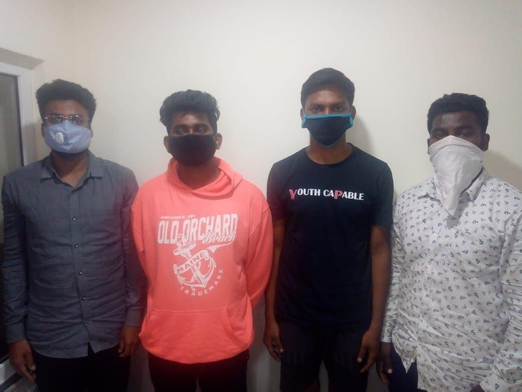 మోహన్ బాబు కేసులో అరెస్ట్ అయిన యువకులు (Mohan Babu)